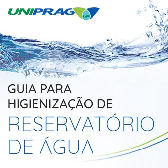 Guia para Higienização de Reservatório de Água