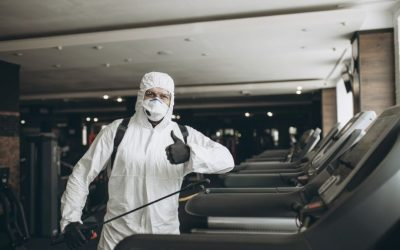 Sanitização de Academias: mantenha seus alunos protegidos contra a ação do coronavírus