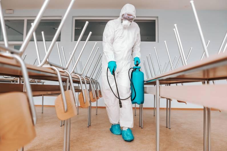 Prepare-se para a reabertura das escolas e faculdades com serviços de sanitização - Uniprag