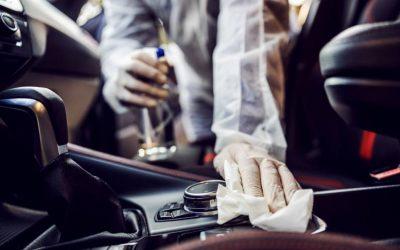 Sanitização de veículos: contrate e proteja seus passageiros