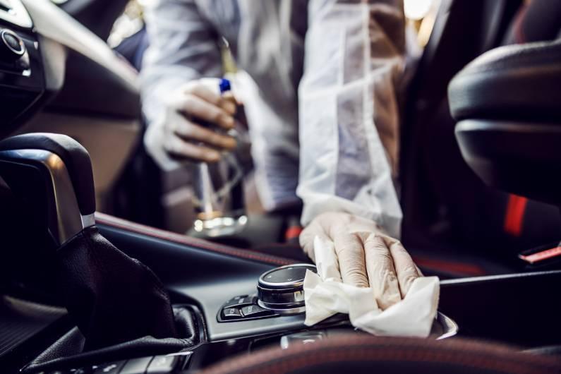 Sanitização de veículos: contrate e proteja seus passageiros - Uniprag