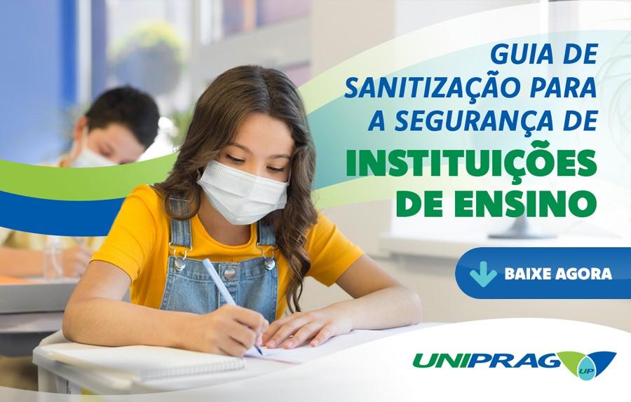 Ebook - Guia de sanitização para a segurança de instituições de ensino