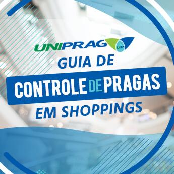 Ebook - Guia de Controle de Pragas em Shoppings