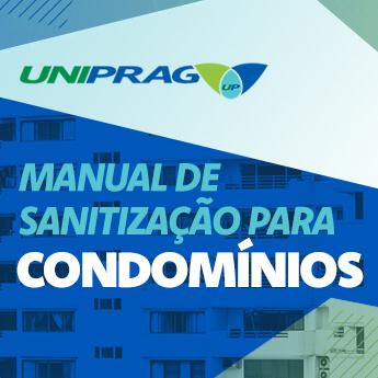 Ebook Manual de sanitização para condomínios